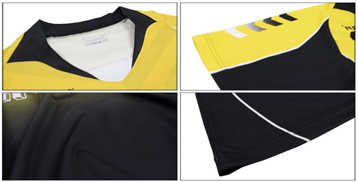ONLY hummel 昇華ゲームシャツ アドバンスモデル(HAG1007Z)