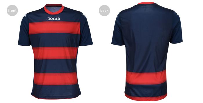 【在庫限りの特別価格】EUROPA Ⅲ ゲームシャツ 特別色(100405W)