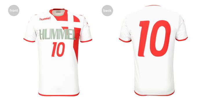 ONLY hummel 昇華ゲームシャツ アドバンスモデル(HAGN108ZN)