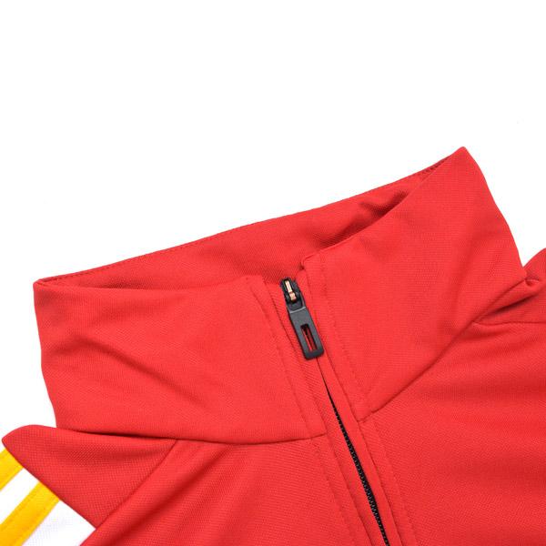 【20年10月15日廃盤】MI TEAM 18 トレーニング ジャケット(CE7447)