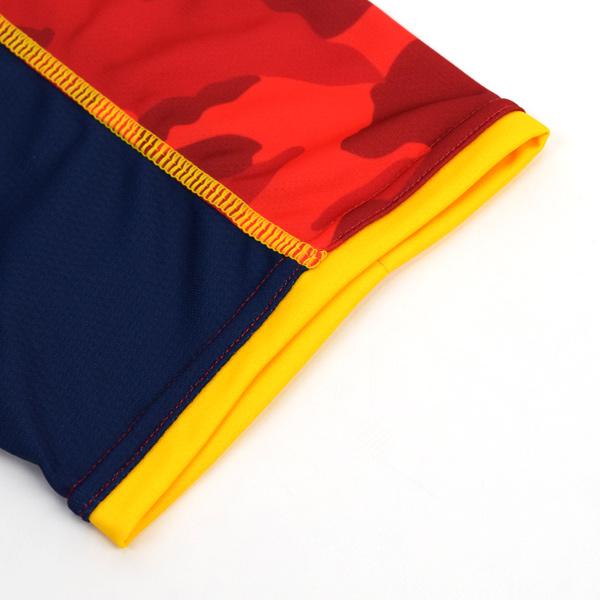 昇華ゲームシャツ INSPIRED MODEL 001(TOC-001A)