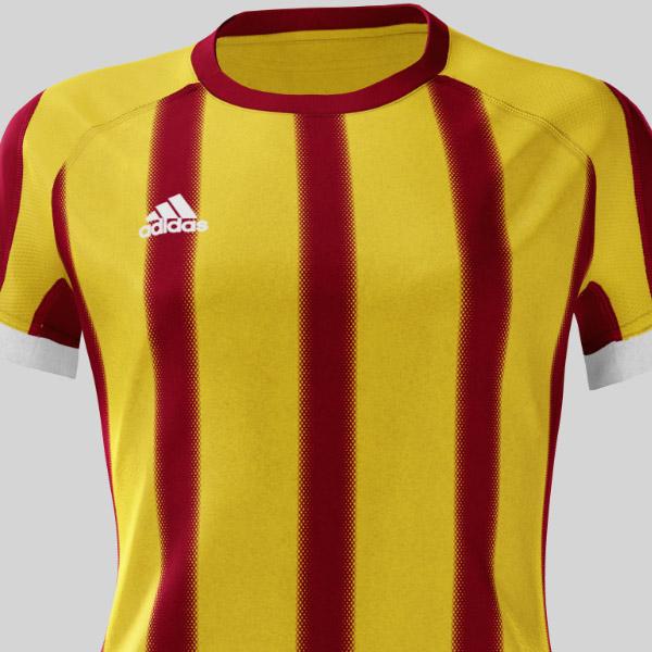 【20年10月15日廃盤】ハンドボール ゲームシャツ VERTICAL ウィメンズ(BQ7180-vertical)