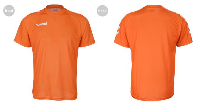 ONLY hummel 昇華プラシャツ 15年型(HAG3015Z)