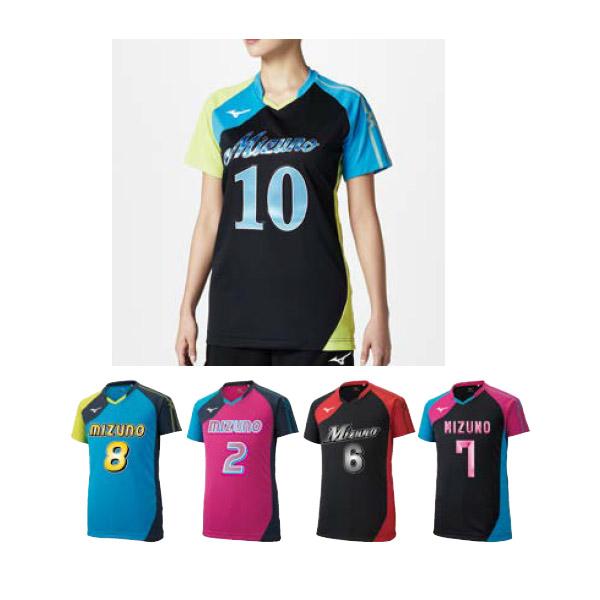 イージーシャツ バレーボール ゲームシャツ(V2MA9001)