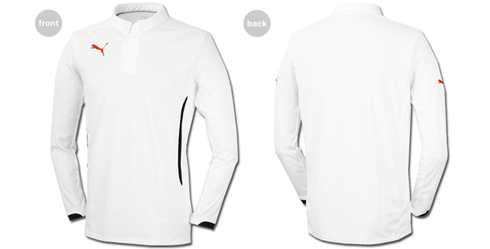 PUMA TRIBES 2014 MODEL ゲームシャツ(PR313T)